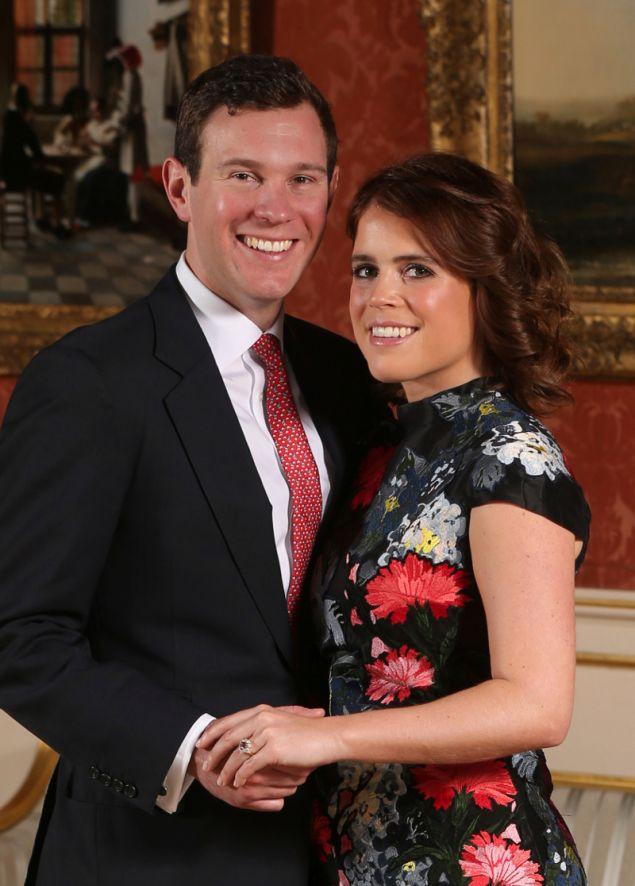 Η πριγκίπισσα Ευγενία παντρεύεται αύριο τον εκλεκτό της καρδιάς της, Τζακ Μπρούκσμπανκ