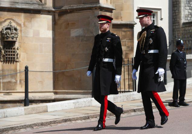 Ο Δούκας του Κέιμπριτζ και ο Δούκας του Σάσεξ ένωσαν τις δυνάμεις τους για καλό σκοπό.