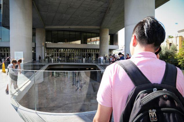 Μεχρι τις 20:00 ανοιχτά το Μουσείο Ακρόπολης