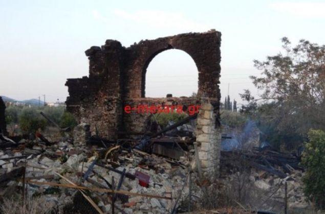 Αποκαρδιωτικές εικόνες από την καταστροφή