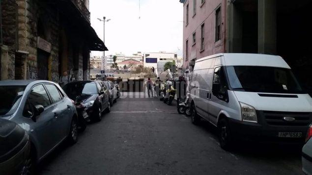 Ενας άντρας από την Αλγερία επιτέθηκε με μαχαίρι σε έναν Μαροκινό