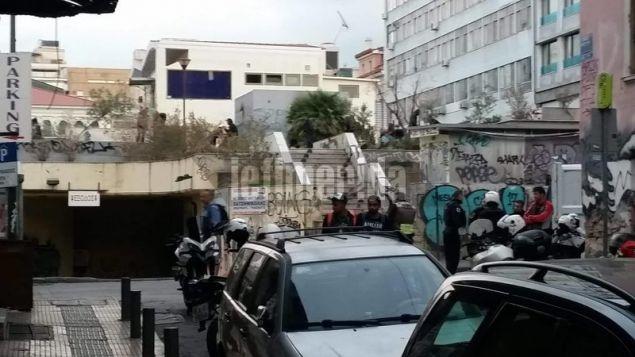 Οι κάτοικοι διαμαρτύρονται για την εγκληματικότητα