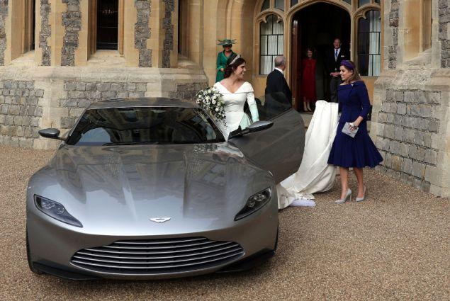 Η συγκεκριμένη Aston Martin ήταν μία από τις 8 που κατασκευάστηκαν για τα γυρίσματα της ταινίας Spectre