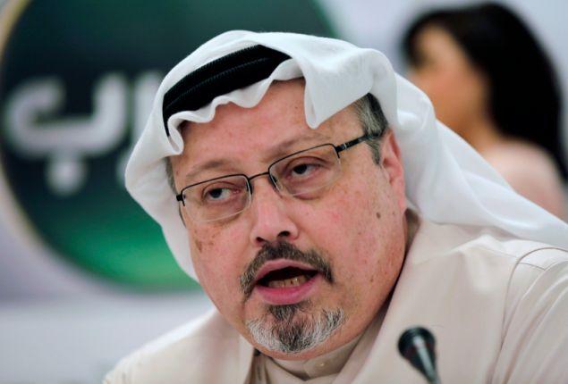 Ο Σαουδάραβας δημοσιογράφος Τζαμάλ Κασόγκι