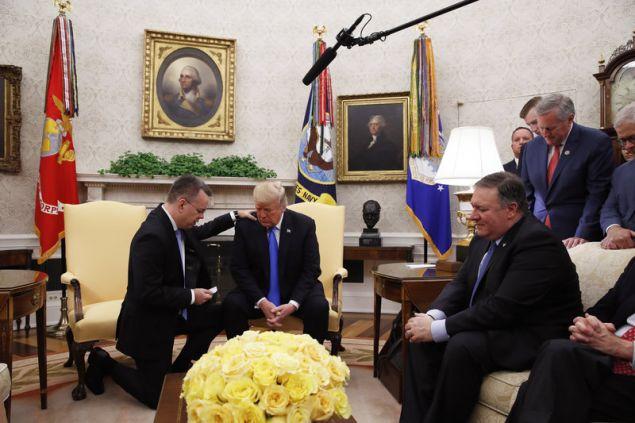 Ο Αμερικανός πρόεδρος ευχαρίστησε για μία ακόμη φορά τον Τούρκο ομόλογό του Ρετζέπ Ταγίπ Ερντογάν