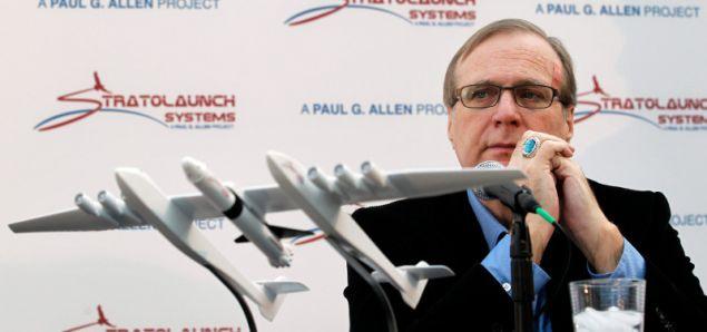 Χρηματοδότησε τον πρώτο μη κυβερνητικό πύραυλο για να ταξιδέψει στο διάστημα