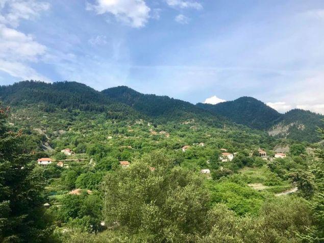 Η Καστανιά είναι ένα ορεινό χωριό του νομού Άρτας, χωριό που ανήκει στην ευρύτερη περιοχή της Κοιλάδας του Αχελώου.