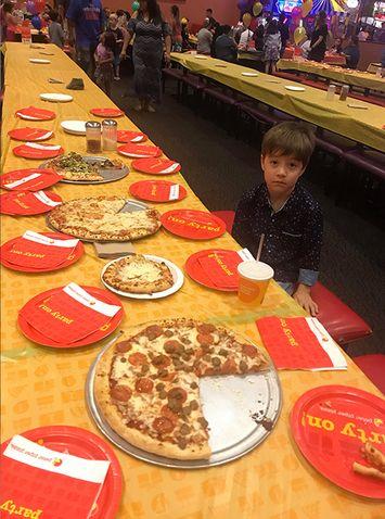 «Θερμές ευχές» για τον 6χρονο σε όλο το διαδίκτυο