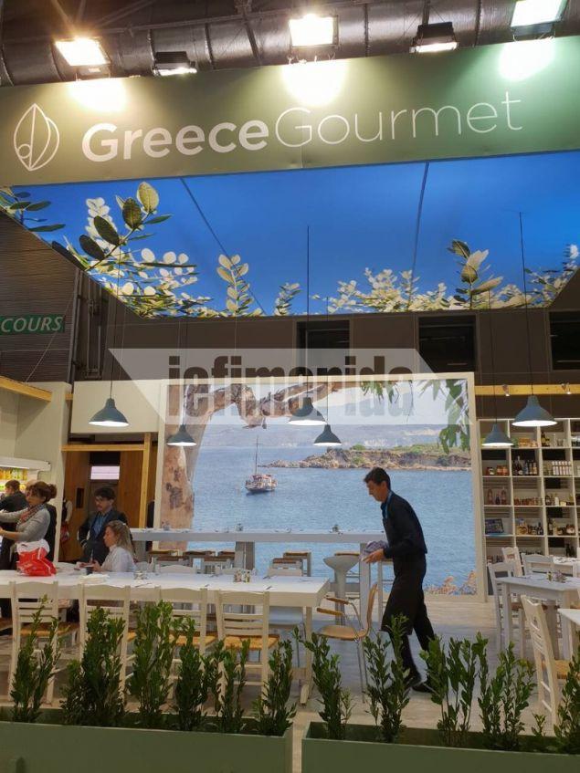 Εντονη η ελληνική παρουσία