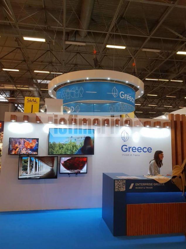 Γεύσεις Ελλάδος στο Παρίσι