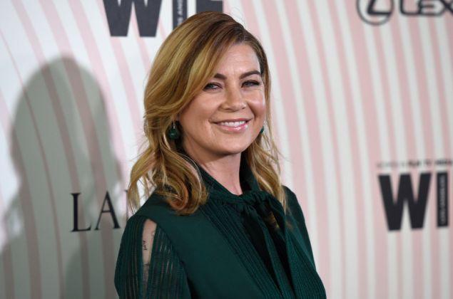 Η πρωταγωνίστρια της σειράς «Grey's Anatomy», Έλεν Πομπέο