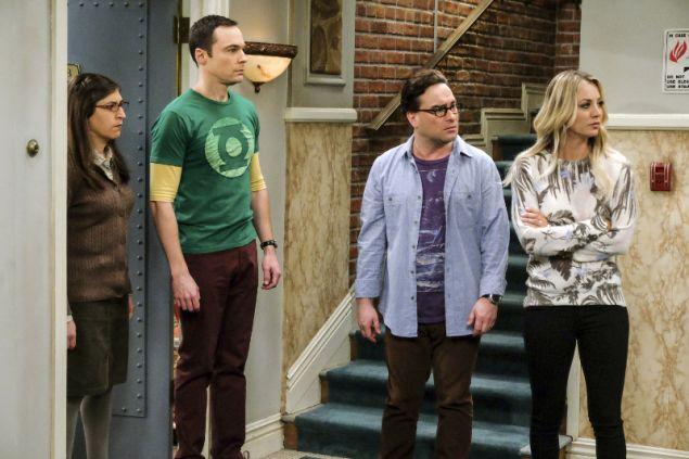 Οι πρωταγωνιστές της σειράς «The Big Bang Theory»
