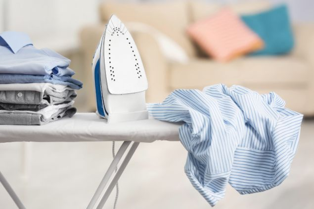 Μια βασιλική υπηρέτρια δίνει συμβουλές για πεντακάθαρα ρούχα