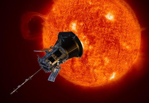 Το σκάφος Solar Parker Probe έγραψε ήδη ιστορία