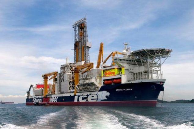 Το γεωτρύπανο της ExxonMobil που θα κάνει τις γεωτρήσεις στο οικόπεδο της κυπριακής ΑΟΖ