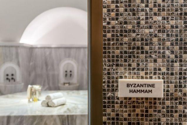 Το βυζαντινό χαμάμ