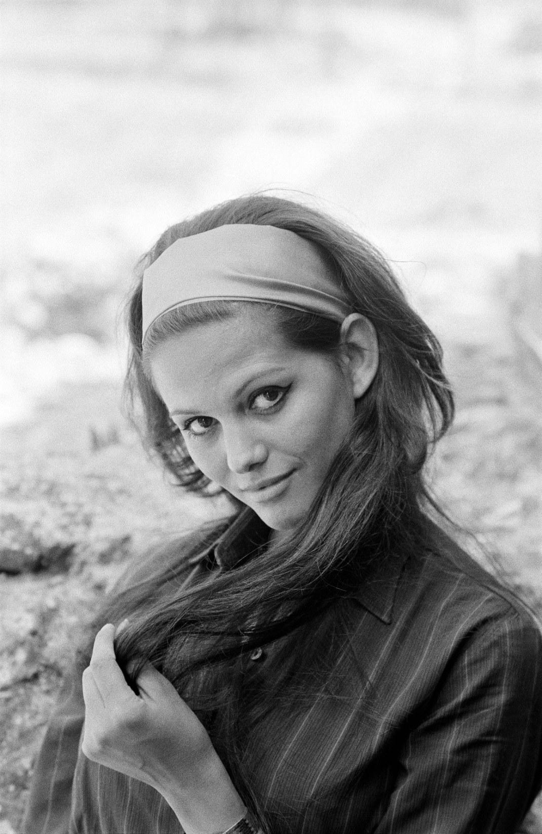 H Kλαούντια Καρντινάλε, την δεκαετία του 50/ Φωτογραφία: Getty Images/ Ideal Image