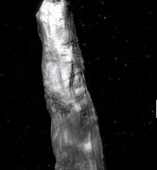 Το Oumuamua μπορεί να εστάλει για να ερευνήσει την Γη