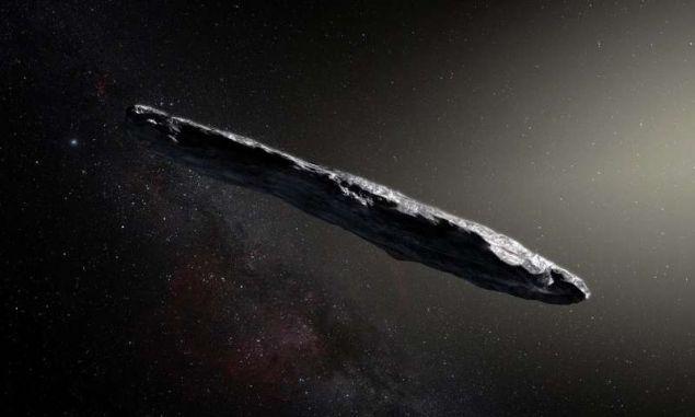 Ο Oumuamua μπορεί να είναι ένας πλήρως επιχειρησιακός ιχνηλάτης που αποστέλλεται σκόπιμα στην εγγύτερη γη από έναν εξωγήινο πολιτισμό