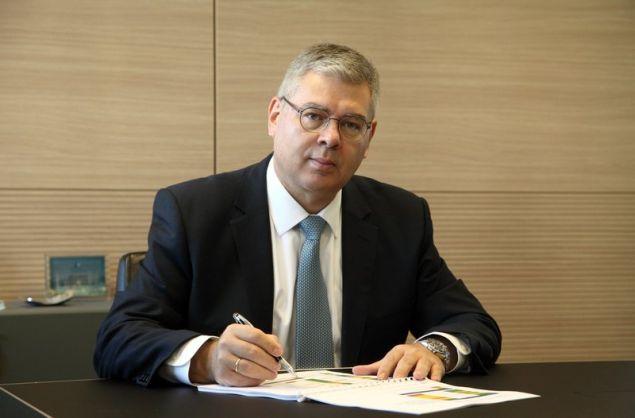 Ο αναπληρωτής διευθύνων σύμβουλος των ΕΛΠΕ Ανδρέας Σιάμισης