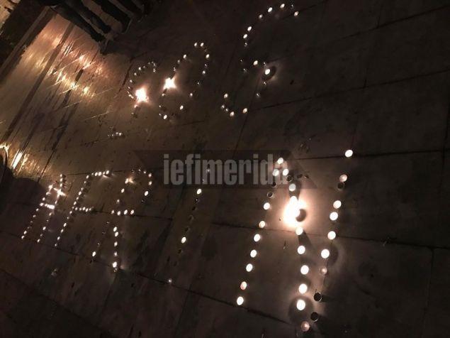 Να αποτίσουν φόρο τιμής στα θύματα της μαρτυρικής πόλης του Αφρίν που βρέθηκε στο στόχαστρο των τζιχαντιστών και εν συνέχεια του τουρκικού στρατού