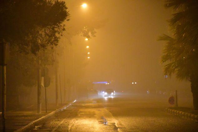 Πυκνή ομίχλη κάλυψε το Ναύπλιο -Φωτογραφίες: ΑΠΕ-ΜΠΕ/ΜΠΟΥΓΙΩΤΗΣ ΕΥΑΓΓΕΛΟΣ