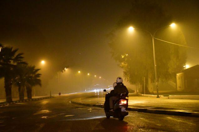 Αυξημένη υγρασία και ομίχλη στην Αργολίδα --Φωτογραφία: ΑΠΕ-ΜΠΕ/ΜΠΟΥΓΙΩΤΗΣ ΕΥΑΓΓΕΛΟΣ