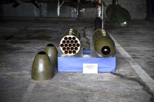 Κουφάρι βόμβας που φέρει αεροσκάφος