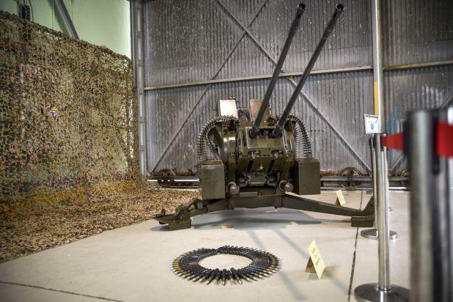 Αντιαεροπορικό άρμα τύπου Rheinmetall