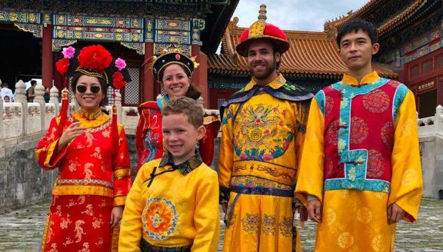 Από την επίσκεψή του στο Πεκίνο