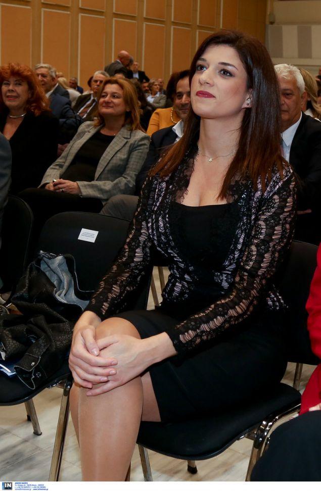 Η υπουργός Μακεδονίας-Θράκης Κατερίνα Νοτοπούλου --Φωτογραφία: Intimenews/ΜΩΥΣΙΑΔΗΣ ΓΙΑΝΝΗΣ
