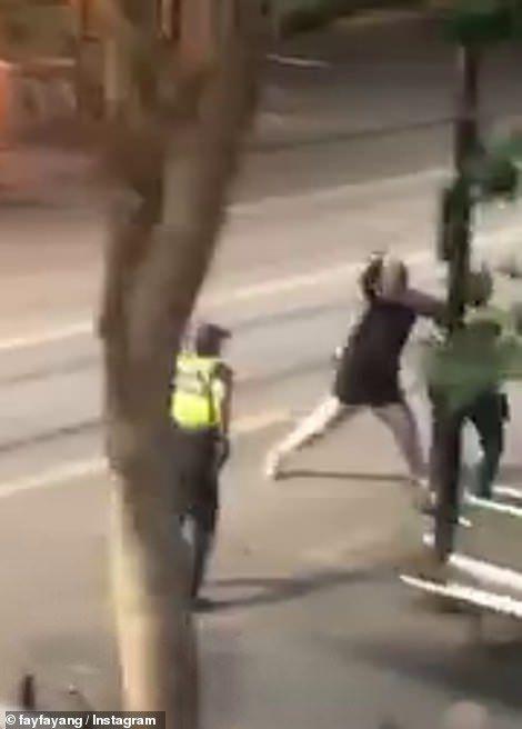 Η επίθεση που διέπραξε χθες Παρασκευή ο 30χρονος Χάσαν Χάλιφ Σάιρ Άλι θεωρείται από την αυστραλιανή αστυνομία τρομοκρατική ενέργεια (Φωτογραφία: Instagram/fayfayang