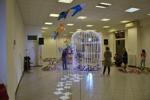 «Τα πουλιά της ελευθερίας - The birds of freedom»
