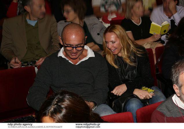 Παρακολούθησαν παράσταση στο θέατρο Αλκμήνη.