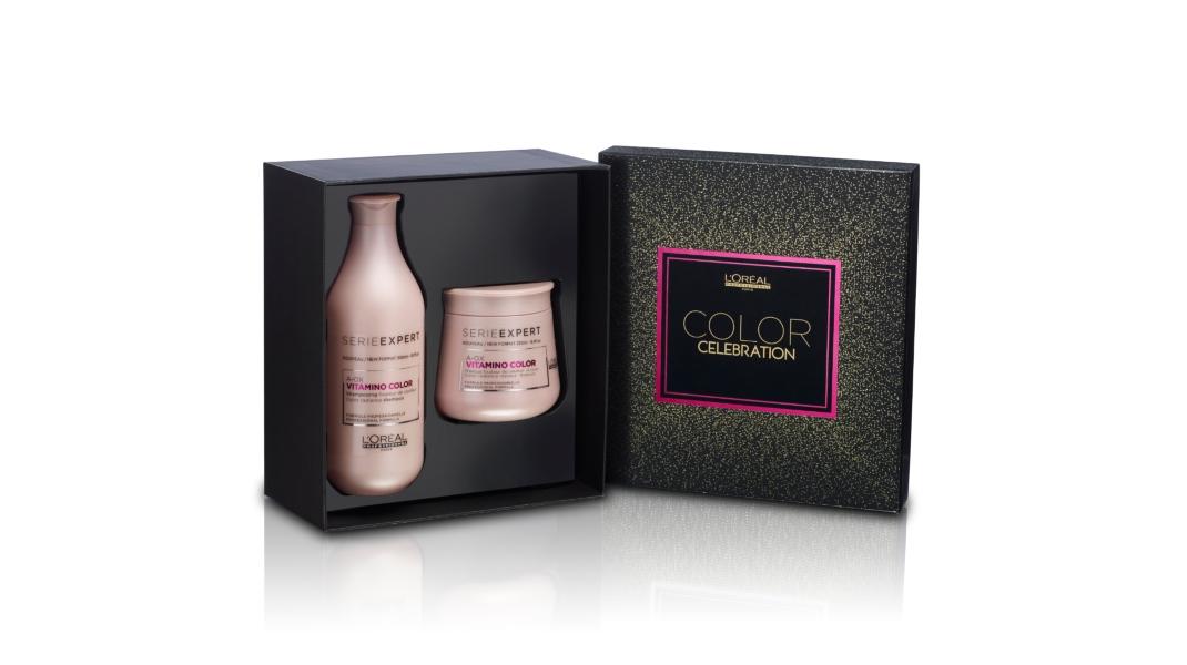 Σειρά Vitamino Color AOX για Βαμμένα Μαλλιά