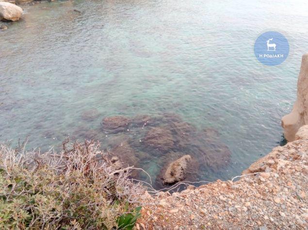 Σε αυτή την παραλία βρέθηκε νεκρή η άτυχη φοιτήτρια