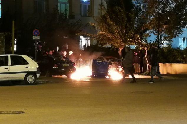 Μικρής έκτασης επεισόδια στην Κρήτη -Zarpa News