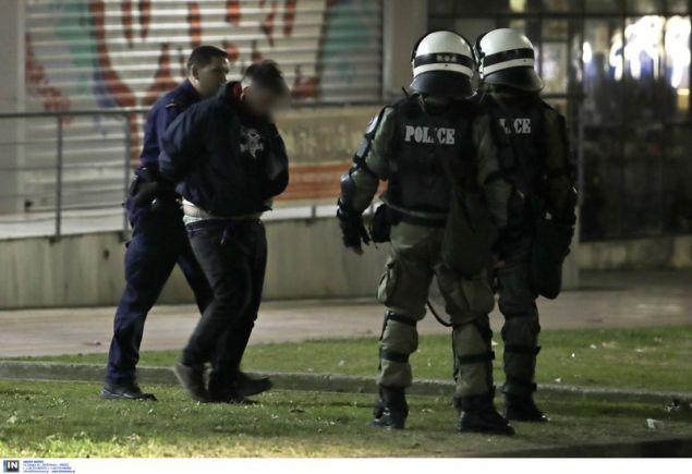 15 συλλήψεις στη Θεσσαλονίκη