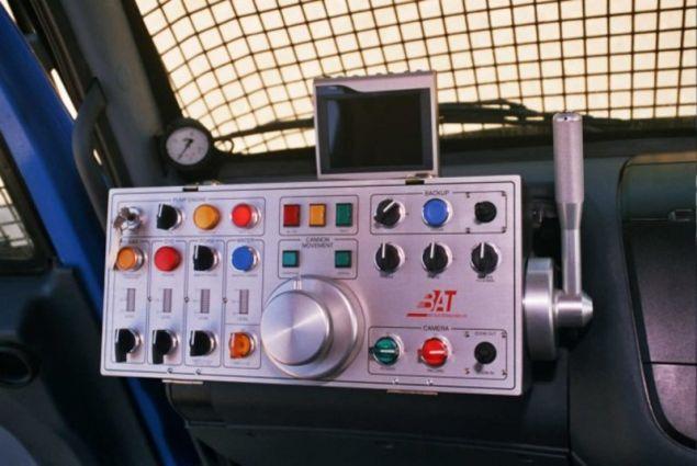 Τα χειριστήρια του RCU-6000 / Φωτογραφία: Beit Alfa Technologies Ltd
