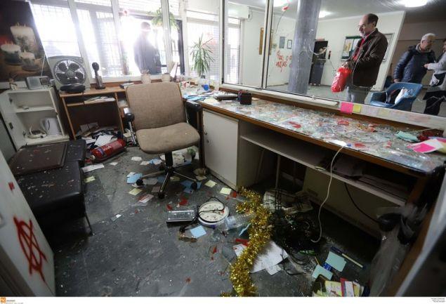 Η αστυνομία και η εισαγγελία είχαν ενημερωθεί για την κατάληψη στη Θεολογική Σχολή από το πρωί της Πέμπτης