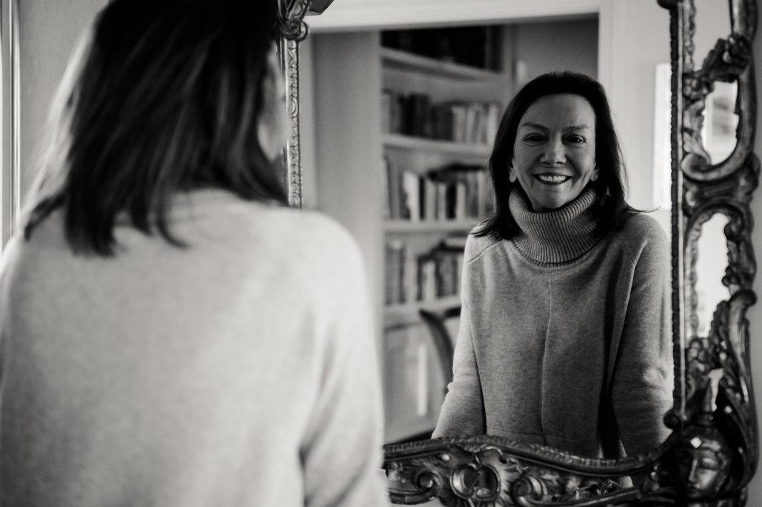 Μιρέλλα Παπαοικονόμου. Φωτογραφία: Bovary/Πάνος Μάλλιαρης