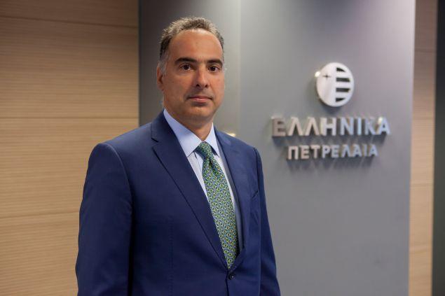 Ο Γενικός Διευθυντής Στρατηγικού Σχεδιασμού & Νέων Δραστηριοτήτων του Ομίλου κ. Γιώργος Αλεξόπουλος