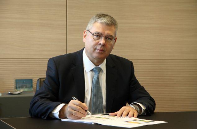 Ο Αναπληρωτής Διευθύνων Σύμβουλος και Γενικός Διευθυντής Οικονομικών κ. Ανδρέας Σιάμισιης