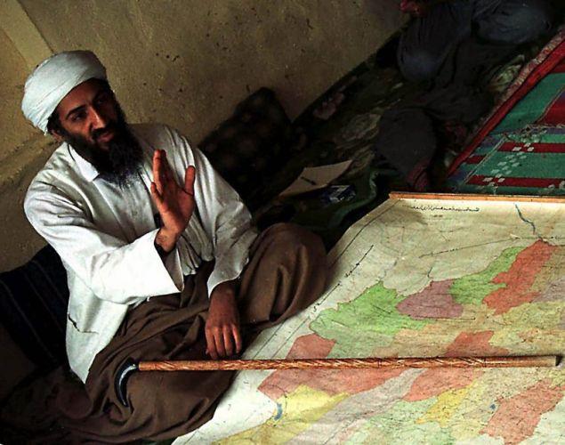 Η τρομοκρατική οργάνωση που ίδρυσε ο Οσάμα Μπιν Λάντεν φιλοδοξεί να ξαναπάρει τα παγκόσμια ηνία της τρομοκρατίας (Φωτογραφία αρχείου: ΑΡ)