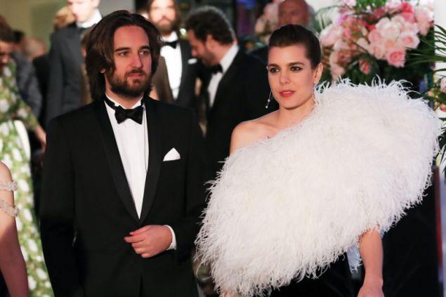 Το ζευγάρι επιβεβαίωσε την σχέση του στον ετήσιο χορό του Μονακό