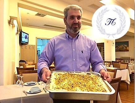 Ο ιδιοκτήτης του εστιατορίου Πανόραμα Παράσχος Μανιουδάκης