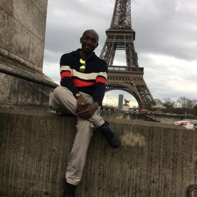 Ο Σίζαρ Κισανγκάνι Μακόμπε / Φωτογραφία: Facebook