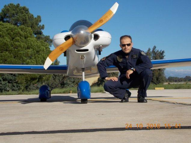 Ο πιλότος που αγνοείται, Παναγιώτης Κεφάλας