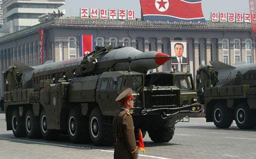 Πύραυλος Nodong-1 (Φωτογραφία: missilethreat.csis.org)