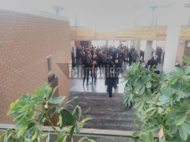 Γεμάτα τα δικαστήρια Αιγαίου σήμερα, λόγω της δίκης του Αμβροσίου